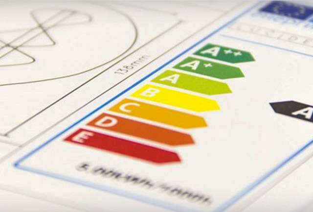 Energiafogyasztási címke