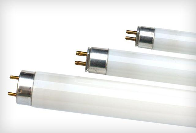 T5 T8 T12 fénycső