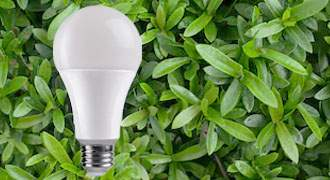 Környezetbarát LED fényforrás