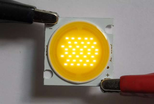 COB LED chip
