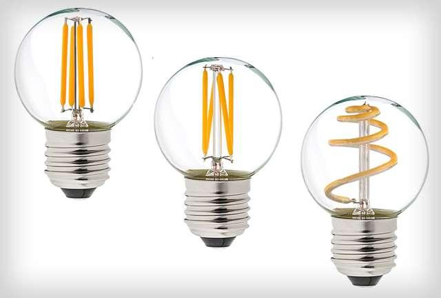 Filament LED izzók