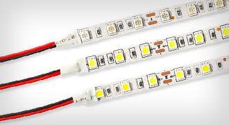 LED szalag gericvezetékek