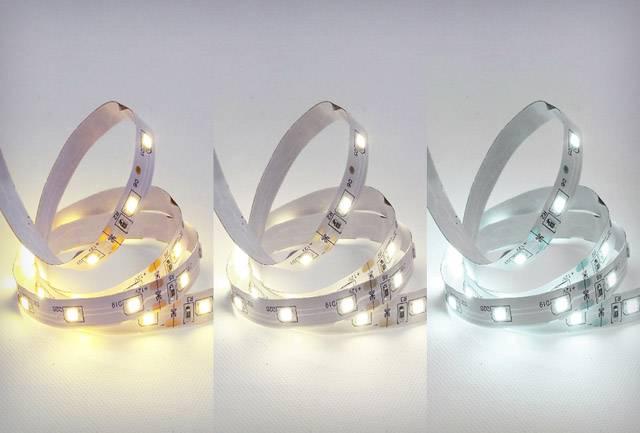 LED szalag színhőmérséklet