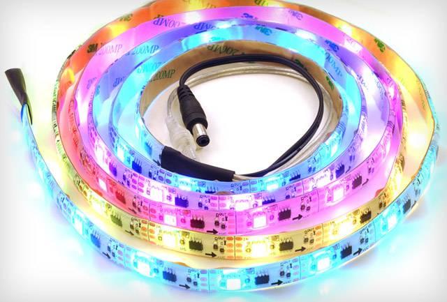 RGB LED szalag