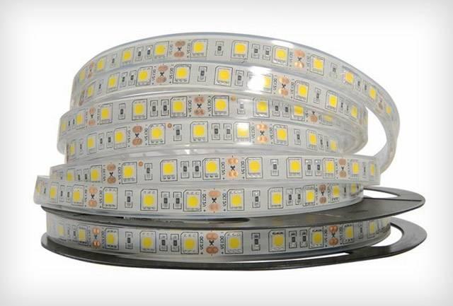 Vízálló LED szalag
