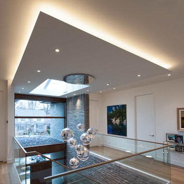 LED szalag gerincvezeték nélkül