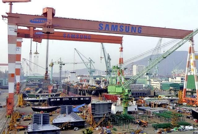 Samsung hajódokk