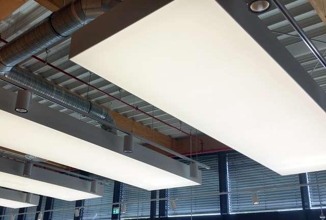 Óriás LED panel