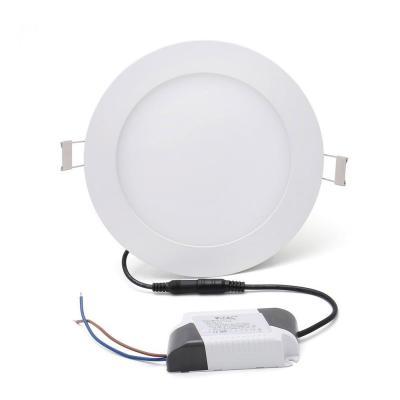 Beépíthető kör LED panel 12W (4000K) -713