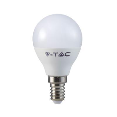 Kis gömb LED fényforrás E14, 3W (6400K) -7201