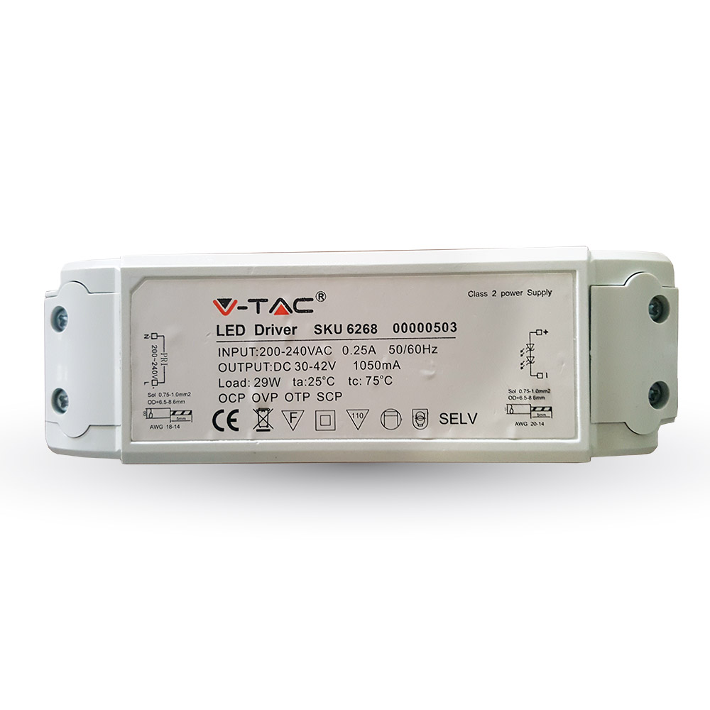 LED driver 29W High lumen panelhez -6268