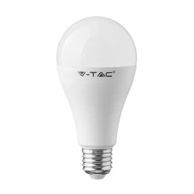 LED fényforrás E27, 15W Hideg fehér (6400K) -4455