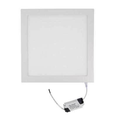 LED panel 24W Beépíthető, négyzet (4000K) -722