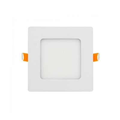 Mini LED panel, négyzet, 6W (4000K) -4864