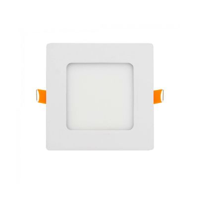 Mini LED panel, négyzet, 6W (6400K) -4865