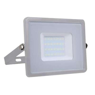 LED reflektor 30W, 100° Hideg fehér (6400K) - 456
