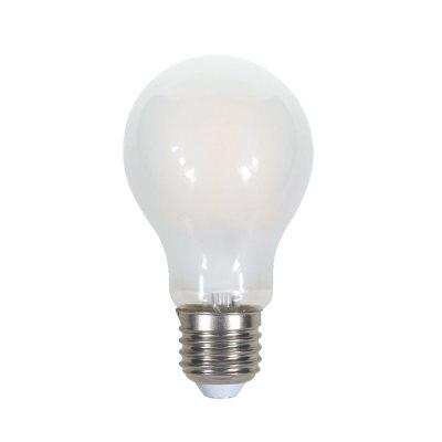 LED fényforrás, matt filament, E27, 9W (6400K) -7186