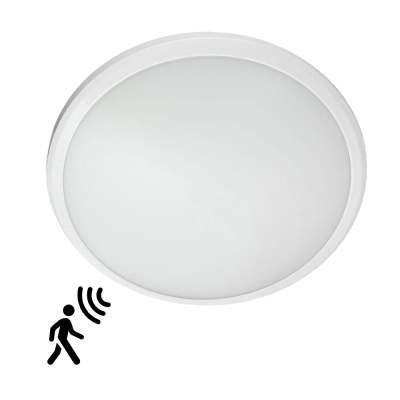 UFO lámpa - mikrohullámú mozgásérzékelővel, 12W (4000K) -821