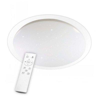 Távirányítós szabályozható mennyezeti lámpa CCT 60W -14551