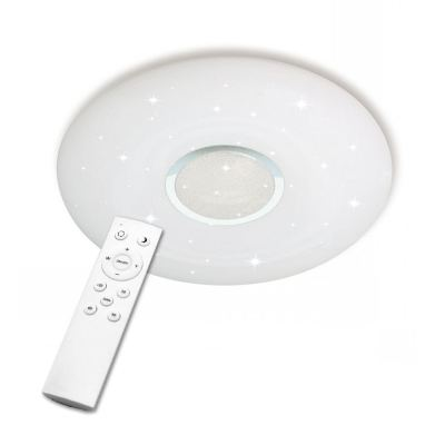 Színhőmérséklet szabályzós UFO lámpa távirányítóval 40W -14941