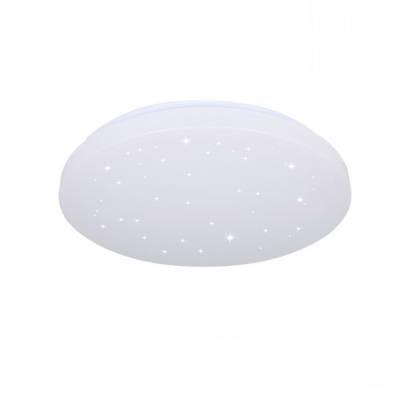UFO lámpa váltható színhőmérséklettel, csillag effekttel 18W -7604